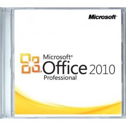 Microsoft Office 2010 Professional, Retail, DVD