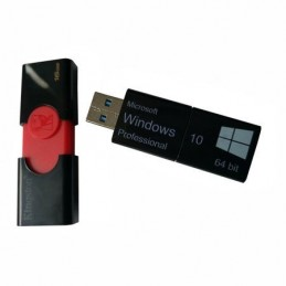 Windows 10 Pro, Maghiara, USB Flash 3.0, OEM, 64 bit
