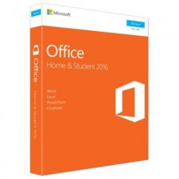 Microsoft Office 2016 Home and Student, Engleza, Retail, Licenta electronica