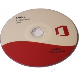 Office 2019 Professional DVD