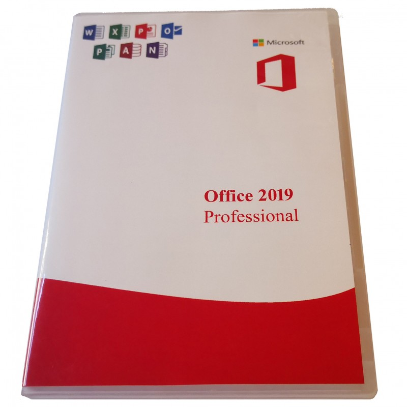 Office 2019 Professional Retail