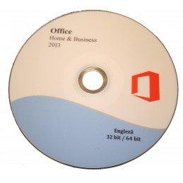 Office 2013 Home & Business, DVD