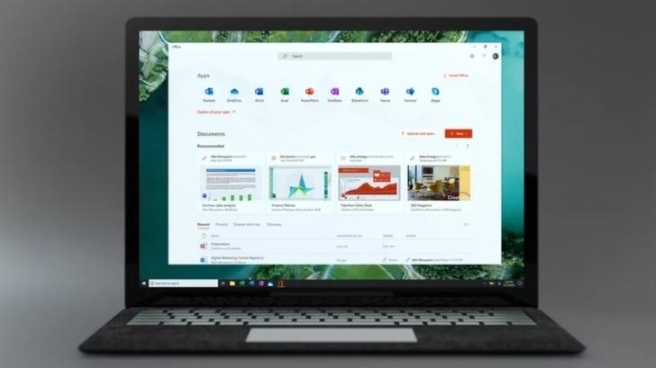 Noul Microsoft Office 2021